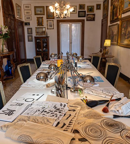 Sala meeting Venezia